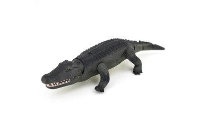 Радиоуправляемый зеленый крокодил со световым эффектами RuiCheng - 9985