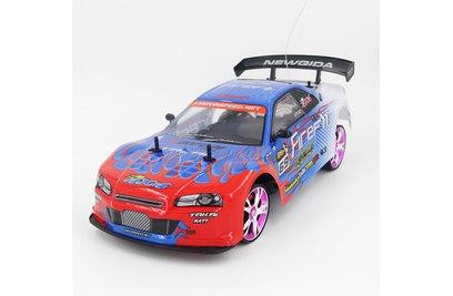 Радиоуправляемая спортивная машина для дрифта 1:10 - 757-4WD01-69