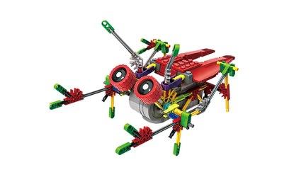 Конструктор на батарейках LOZ Робот-муха