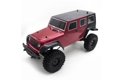 Радиоуправляемый краулер HSP Rock Racer 4WD 1:10 2.4G - 94706-70691