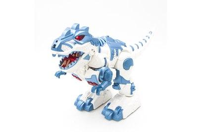Радиоуправляемый робот трансформер 2 в 1 (робот и динозавр) - DT-6028
