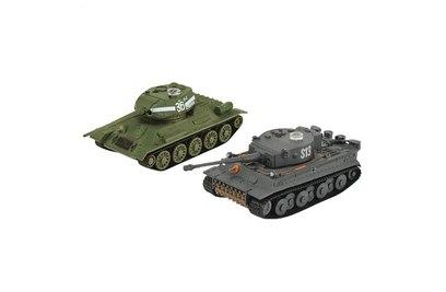 Радиоуправляемый танковый бой VsTank Soviet Т34/85 и Tiger - A03102354