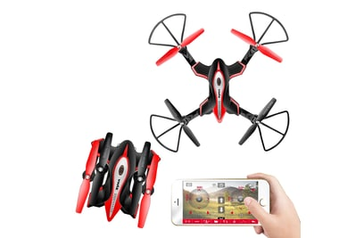 Syma X56W Folding Wizard квадрокоптер