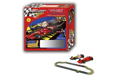 Автотрек Wineya Slot Racing track 1:43 - W16916