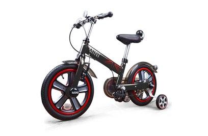 Детский двухколесный черный велосипед Rastar - RSZ1401MB
