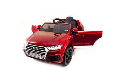 Детский электромобиль Audi Q7 LUXURY 2.4G - Red - HL159-LUX-R