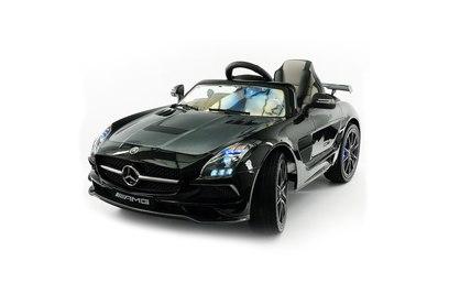 Детский электромобиль Mercedes-Benz SLS AMG Carbon Edition 12V 2.4G - SX128-S