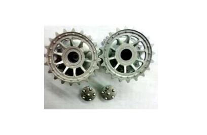 Пластиковые колеса - 3818-007