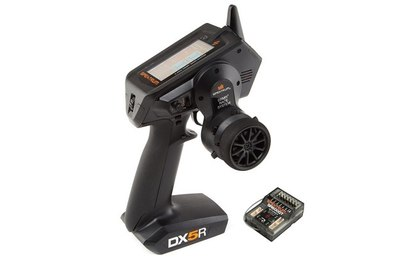 Spektrum DX5R + SR6000T, DSMR, AVC, Авто, 5 каналов - SPM5000