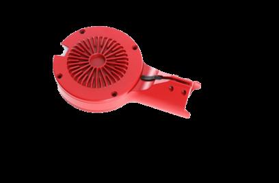 DJI Крепление мотора (красное) для M600/M600PRO - dji-matrice600-part30
