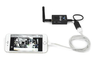 Видеоприемник Eachine R051 5.8G для Iphone / Android / PC