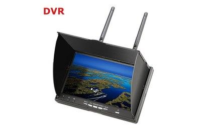 "Eachine LCD5802D DVR 7"" 5.8G 40CH FPV-монитор"