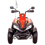 Электроквадроцикл Dongma ATV 12V - DMD-268A-W (белый)