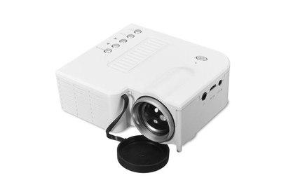 Мини проектор Unic UC28A (Белый)