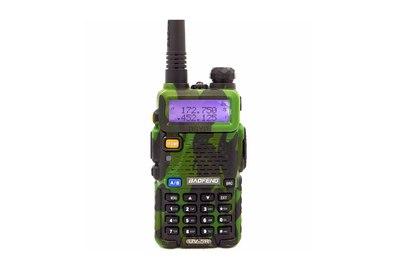 Радиостанция Baofeng UV-5R (хакки)