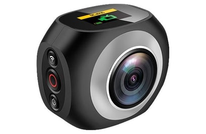 Спортивная камера Eken Pano 360 pro (M1) (Серебро)