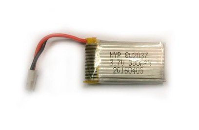 Аккумулятор к Syma X11/X11C 3,7V 380mah