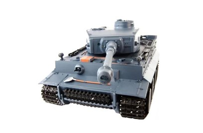 Радиоуправляемый танк Heng Long German Tiger масштаб 1:16 2.4 G - 3818-1RED Базовый