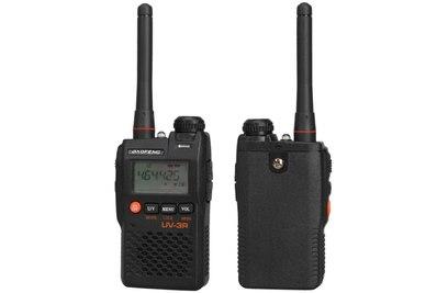 Радиостанция Baofeng UV - 3R 2W