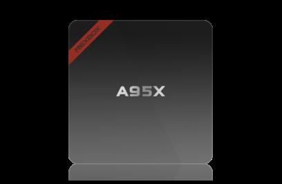 Nexbox A95X Андроид ТВ приставка
