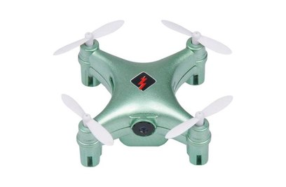 Радиоуправляемый квадрокоптер WL Toys Q343 Mini WiFi Quadcopter RTF - WLT-Q343 (Зелёный)