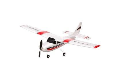Радиоуправляемый самолет WL Toys F949 Cessna 182 2.4G - WLT-F949 (Белый)