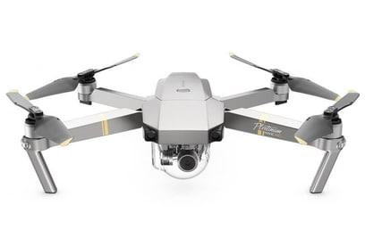 Квадрокоптер DJI Mavic Pro Platinum