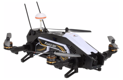 Walkera Furious 320 (Devo 10/800TVL/OSD/F3 flight control)