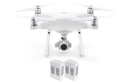 DJI Phantom 4 ADVANCED + 2 аккумулятора - dji-phantom4-adv-2