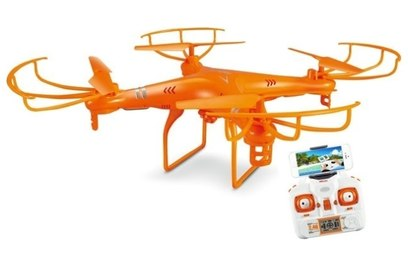 MJX X705C FPV Orange квадрокоптер
