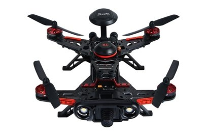Walkera Runner 250(R) Advanced (Devo7, 1080p, TX-fpv, OSD, GPS)