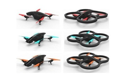 Parrot Ar.drone 2.0 Power Edition iOS и Android Control квадрокоптер
