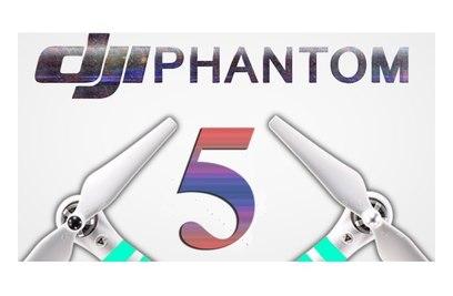 DJI Phantom 5 квадрокоптер