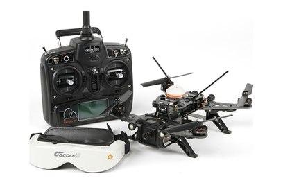 Walkera 250 Runner FPV (Goggle2, Devo7, 800TVL, OSD)