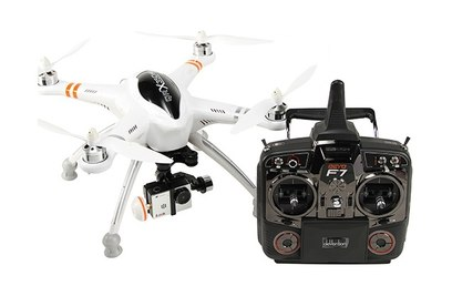 Walkera QR X350 Pro (Devo F7, iLook, G-2D) квадрокоптер