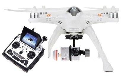 Walkera QR X350 Pro (Devo F12E, G-2D, iLook+)