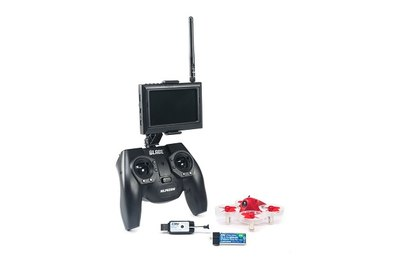 Blade Inductrix FPV+ (DVR) RTF квадрокоптер