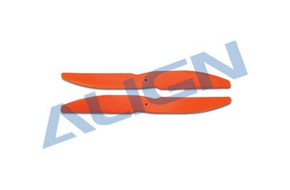 Пропеллеры CW + CCW (оранжевые), M424 - M424003XXT