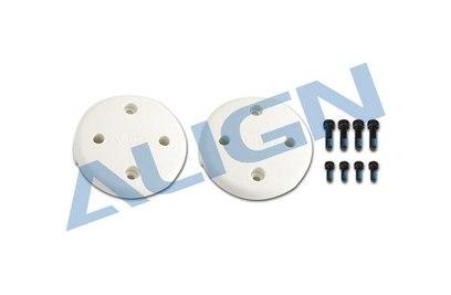 Нижнее крепление пропеллера (белый) Align M480L|690L - M480017XXT