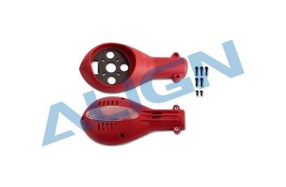 Крепление мотора (красный), Align M470|480L|690L - M480031XRT