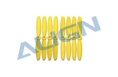 Align Пропеллеры 5045 (желтые) 4 CW + 4 CCW: MR25/MR25P