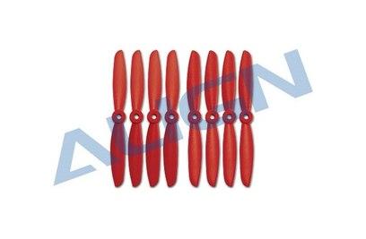 Align Пропеллеры 5045 (красные) 4 CW + 4 CCW: MR25/MR25P - MP05031RT - MP05031RT