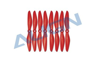 Align Пропеллеры 6040 (красные) 4 CW + 4 CCW: MR25/MR25P - MP06031RT - MP06031RT