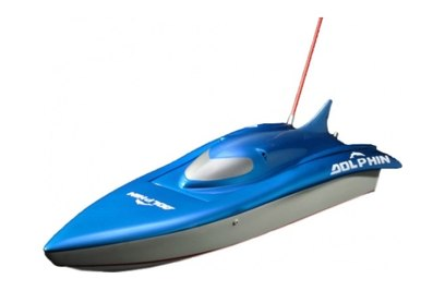 Лодка на пульте управления Dolphin A6 590EP