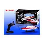 Радиоуправляемый катер Fei Lun Speed Vitality FT007 (2.4G, 35 см)