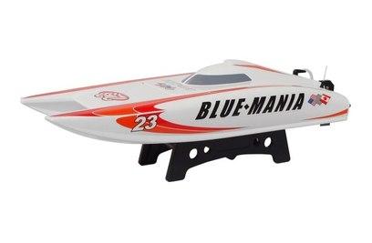 Катамаран на радиоуправлении Joysway Blue Mania 2.4G JS8602