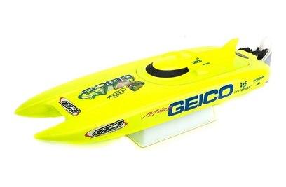 Радиоуправляемый катер ProBoat Miss Geico 17