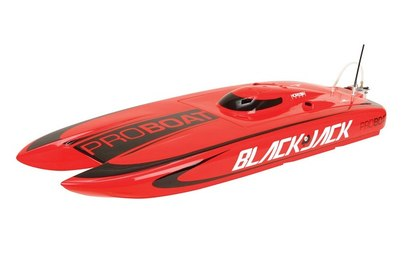 Р/у катамаран ProBoat Blackjack 29 V3 Brushless