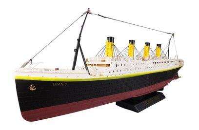 Радиоуправляемый корабль Титаник Heng Tai RTR 2.4G