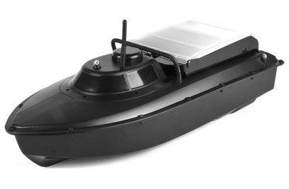 Радиоуправляемый катер Jabo 2AL 10A (черный) 2.4G
